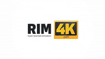 RIM4K. Young man is happy to see woman in lingerie and asks for rimming