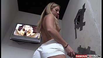 Candice Dare Takes A BBC At The Famous Hole