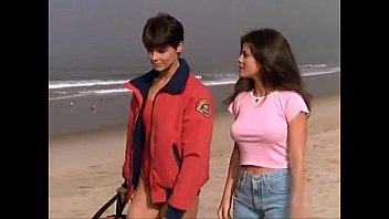 Yasmine Bleeth Baywatch without Bra