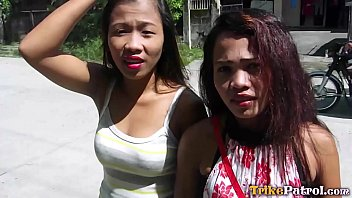 TRIKEPATROL Hairy Pussy Pinay Rides Big Foreign Hammer Cock