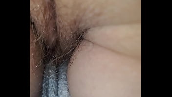 Fucked to sleep then I play with wifes pussy part1
