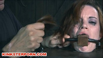Valentines BDSM and Slaves Hair Shearing