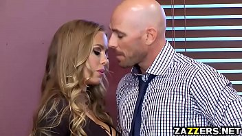 Boss sucking and fucking Johnny Sins