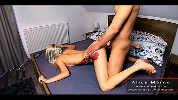 Hard DoggStyle Fuck With Tattoed Girl! AliceMargo.com
