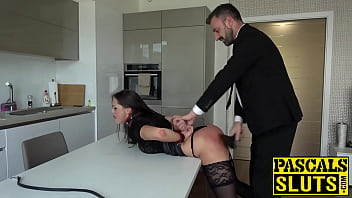 Spanks plumbing in wellesley ontario - Submissive barbara bieber endures hardcore spanking and fucking