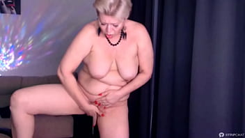 Russian mature fucking bitch AimeeParadise - private compilation!