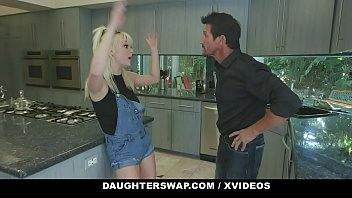 DaughterSwap - Teens Obey Their Step Dad And Have Orgy thumbnail