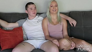 MMA Cage Fighter Teen FUCKS Blonde With Nice Tits