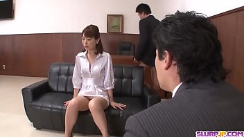 Office babe,Nonoka Kaede, senusal cock porn at work - More at Slurpjp.com