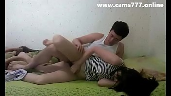 Young asian couple having sex full cams777.online