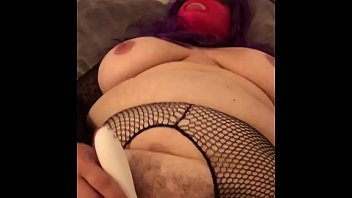 BBW Fantasia Solo Mastubation with Real Orgasmn PAWG