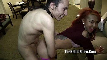 Cock only 4 inches Petite thai freaks takes big dick macnaman while 4 inch mr burns watches