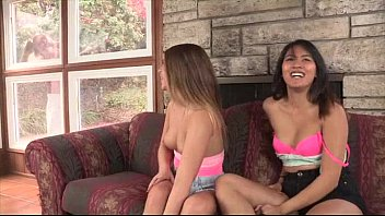 Two teen girls and one hard dick MORE: shocking-video.com