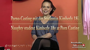 Trailer porn casting with the model Kimberly 18
