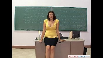 Naughty America - Find Your Fantasy Charlie James fucking in the classroom porno izle