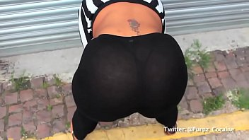 Thick Black Chick Twerking Vorschaubild