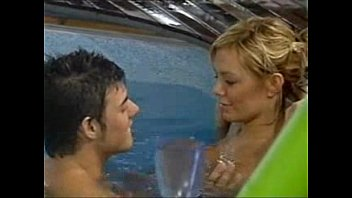 Big brother uk naked pool orgy