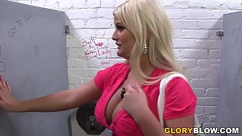 Julie Cash Sucks Black Dick - Gloryhole