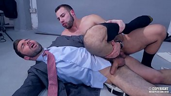 Gay wedding pic Diego reyes and dario beck fuck hard before shooting lots of thick cum