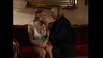 Young blonde l. punished and fucked by pervert priest 14 min