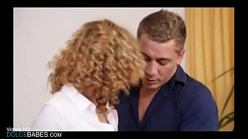 I was fucking with my girlfriend and her sister saw us and made a threesome- DOLCEBABES COM