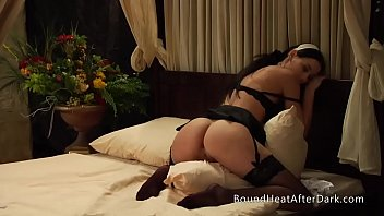 Naughty lesbian maids - From pleasure to pain with naughty lesbian maid and her filthy thoughts