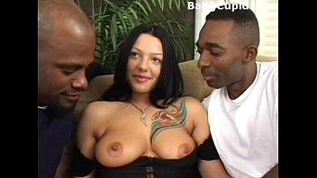 Belladonna interracial double penetration