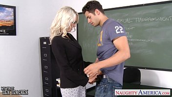 Mature tacher glasses pornstar - Sex teacher emma starr take cock in classroom