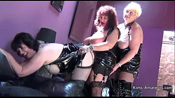 Old and fat lesbian sex - Busty british matures in pvc
