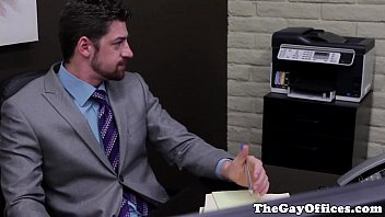Gay recruiting - Gaysex suits threeway action with new recruit