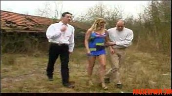 Blond Bitch Used Outdoors, Free Blonde HD Porn: xHamster deepthroat - abuserporn.com