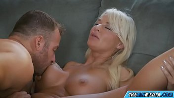 romantic sex with a mother and her perfect tits