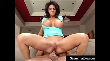 Xvideos deauxma anal - Bookie collects from cougar deauxma fucking her for payment
