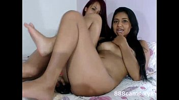 Horny Teen Lesbians getting Naugthy in Bed Part 2   on 888cams.xyz