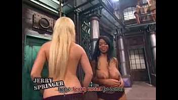 Pity, Women naked on jerry springer show ideal answer
