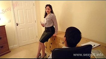 Free forced fuck video - Desi bhabhi molested and forced to fuck boss pov indian