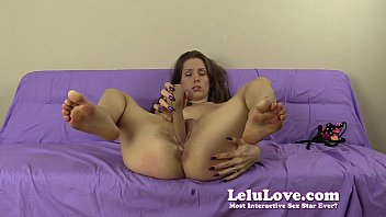 Submitted amateur webcam masturbation - Submissive amateur girl spanks herself and dildo fucks pussy