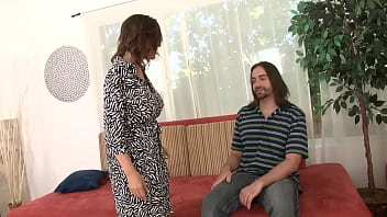 Raquel cuckolds her husband with two BBC