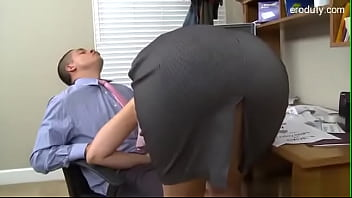 Alexis Texas having sex in the office