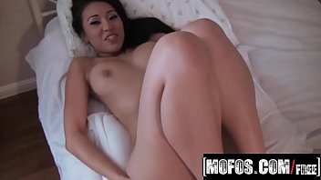 Asian Amateur Tries Ass Fucking video starring Jayden Lee - Porn video Mofos.com