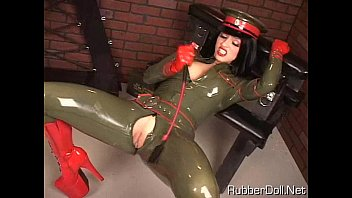 RubberDoll In Command