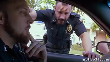 Free black and white gay porn - Hot gay cops porn video free fuck and police men suck fucking the