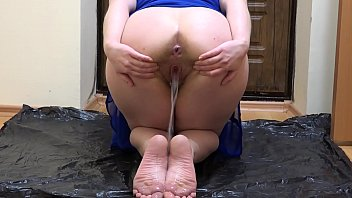 Butt pee The best pissing and foot fetish, the compilation of a golden shower from a hairy pussy in different poses.
