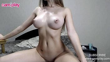 HOT, PETITE, PERKY TITTED BLONDE YOUNG TEEN SHOWS OF AMAZING BODY LIVE, ON CAMIPLAY.COM