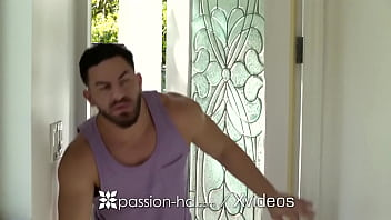 PASSION-HD Brunette Texts Booty Call For Emergency Sex