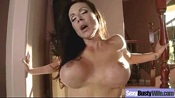 Big Boobs Housewife (kendra lust) In Hardcore Sex Scene clip-19