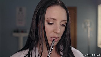 Asmr Roleplay Fantasy - Dr. Angela White Gives Full Body Physical Exam
