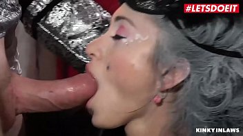LETSDOEIT - Halloween Party With My Horny Daddy - Shrima Malati