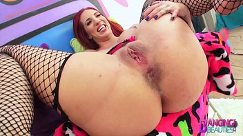 Banging Beauties Redhead Anal Kelly Divine