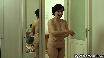 Hot sexy mother in law galleries He bangs very old motherinlaw from behind